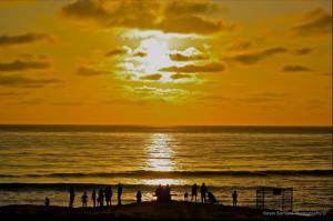 San Diegian Sunset