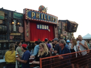 Phillips Beer Truck