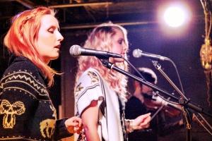 Jasmin Parkin and Lydia Hol