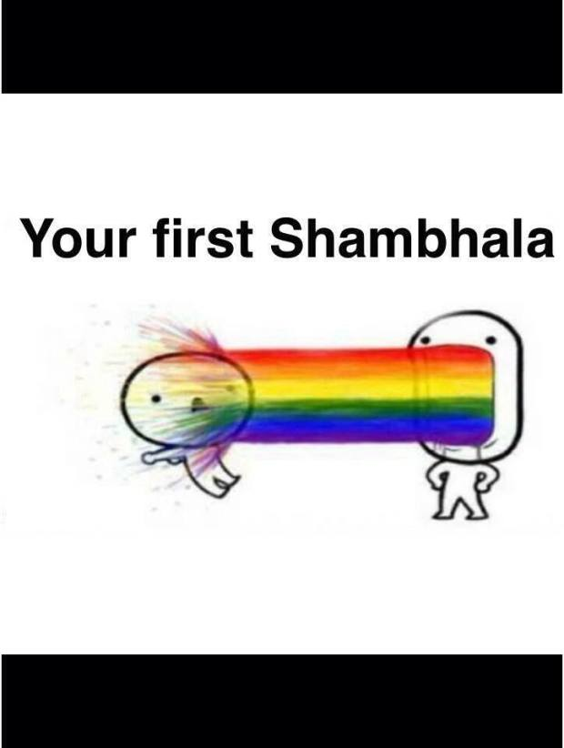 Your First Shambhala