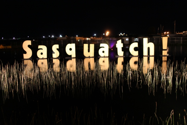sasquatchlight