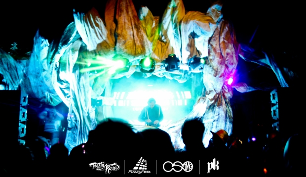 The Forest Stage Photo Cred: Cody Simon