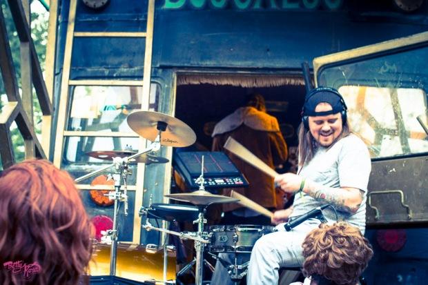 Henry Pope's Drummer