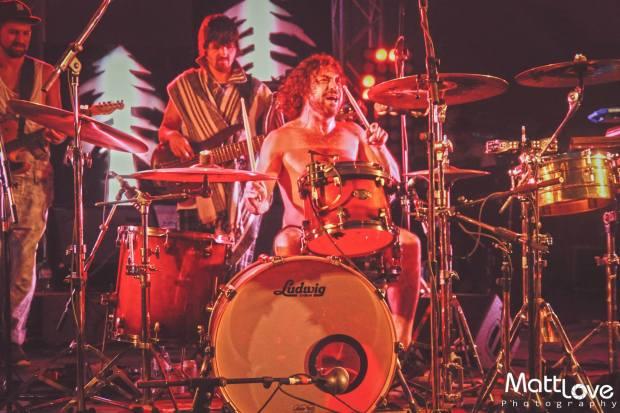 Five Alarm Funk @ Tall Tree 2015. Photo: The Real Matt Love