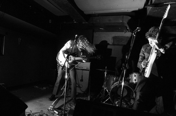 Sept. 24 2015: Slim Twig at the Media Club in Vancouver, BC
