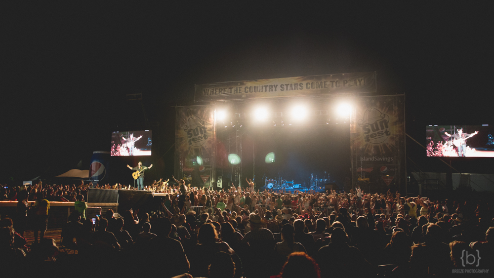 Sunfest Country Music Festival Is On The Move! | A Music