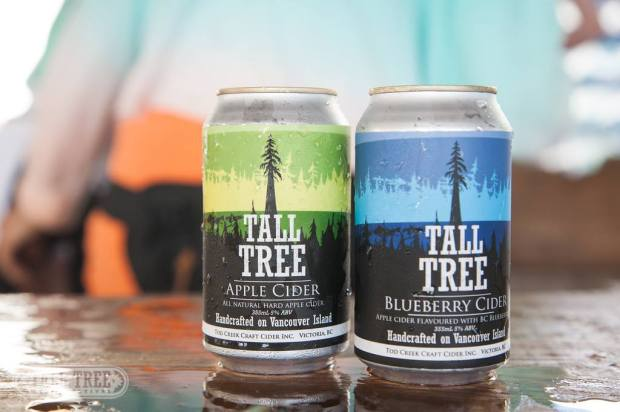 Tall Tree-Cider
