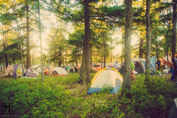 Walk-In-Camping