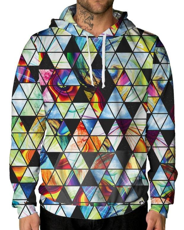 geo hoodie